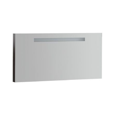 448431 - Laufen Alessi One 1200mm x 400mm Mirror with Lighting & Anti-Fog - 4.4843.1
